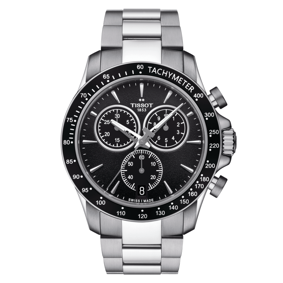 Tissot V8 Quartz Chronograph - T1064171105100 | Tissot ® UK