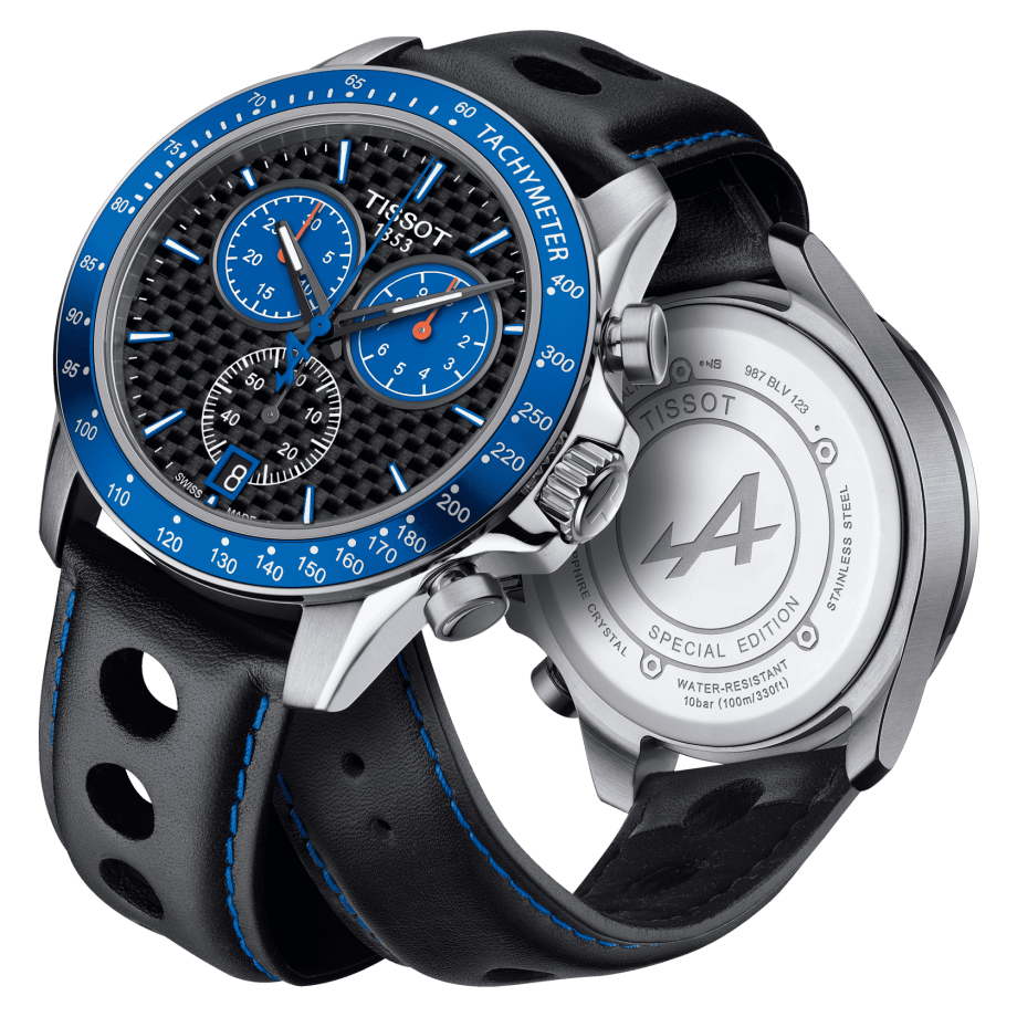 Tissot V8 Alpine - View 3