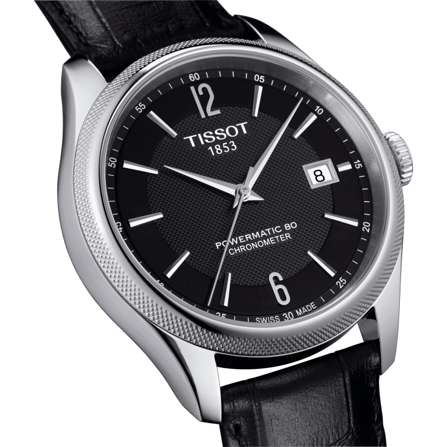 Tissot Ballade Powermatic 80 COSC - View 2