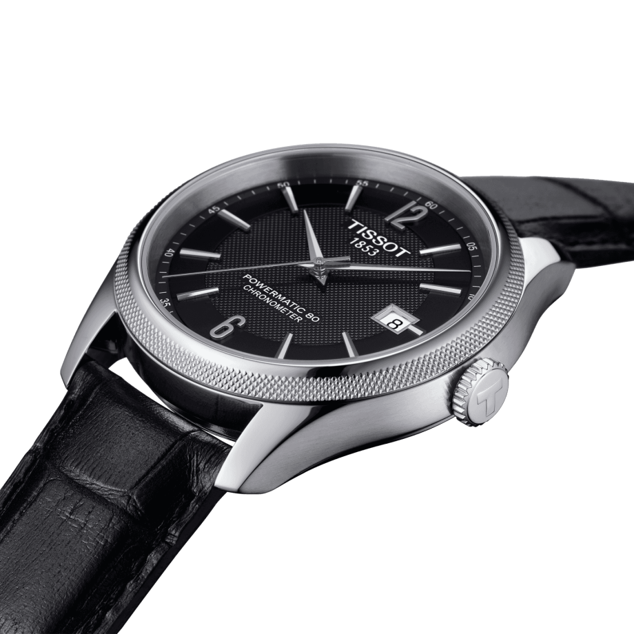 Tissot Ballade Powermatic 80 COSC - View 3