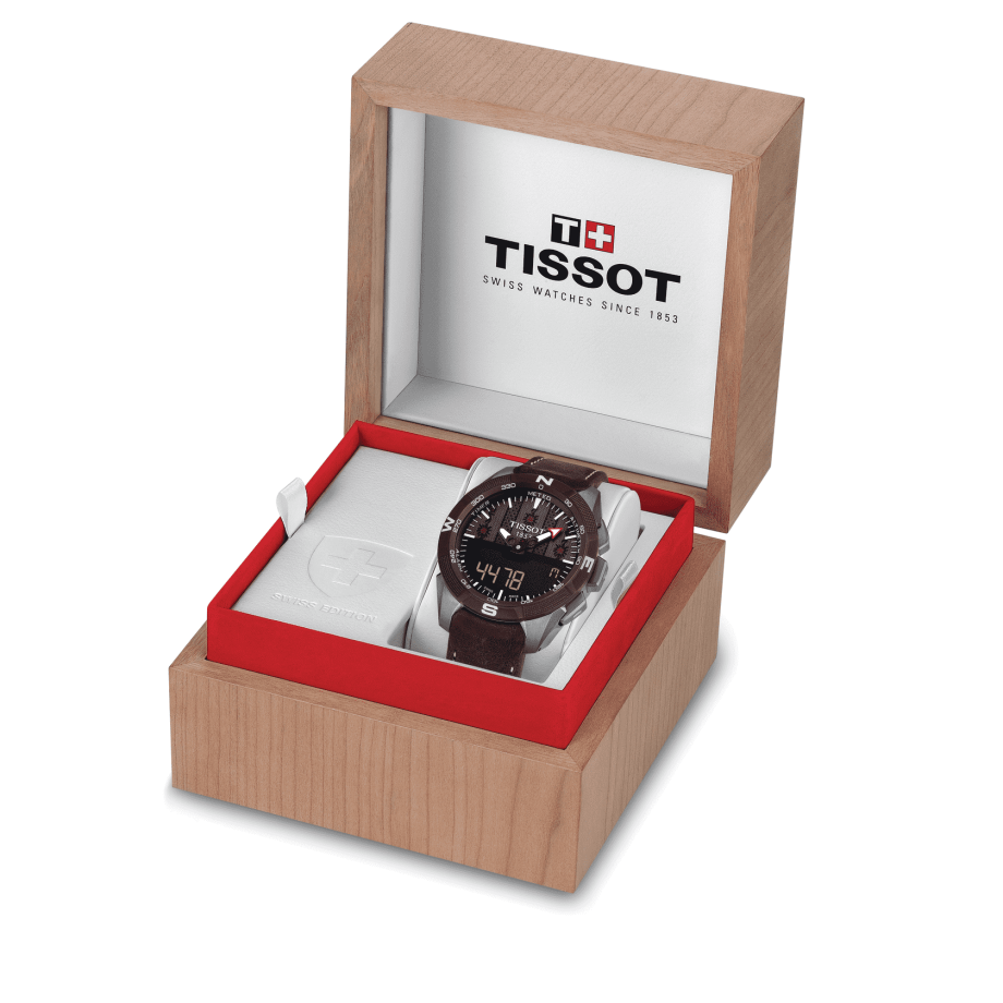 Tissot T-Touch Expert Solar II Swiss Edition - Visualizar 3