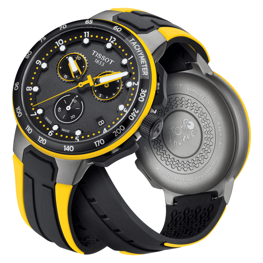 Tissot T-Race Cycling Tour de France 2019 Special Edition - View 2