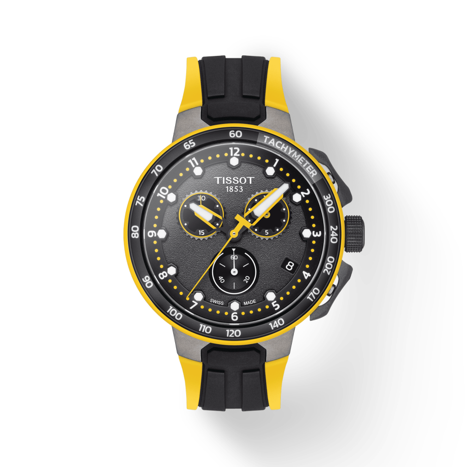 Tissot T-Race Cycling Tour de France 2019 Special Edition
