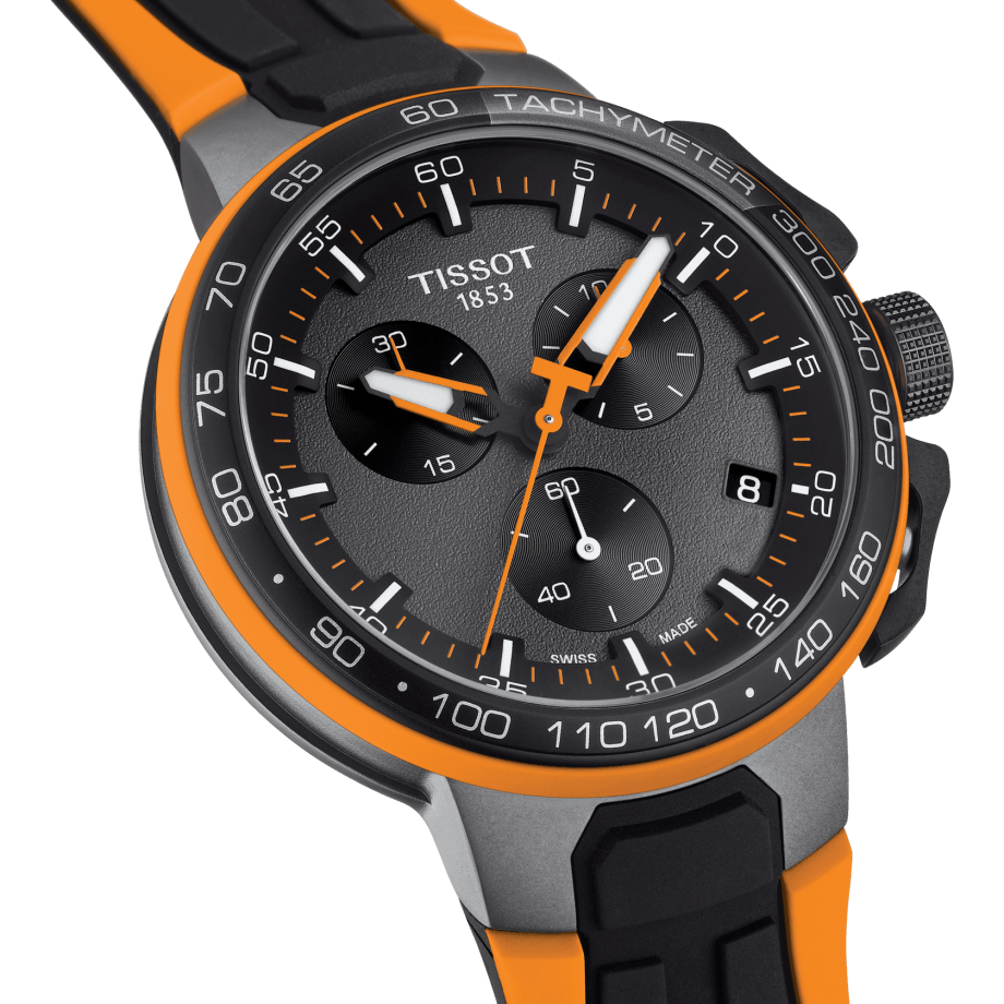 Tissot T-Race Cycling Chronograph - View 2