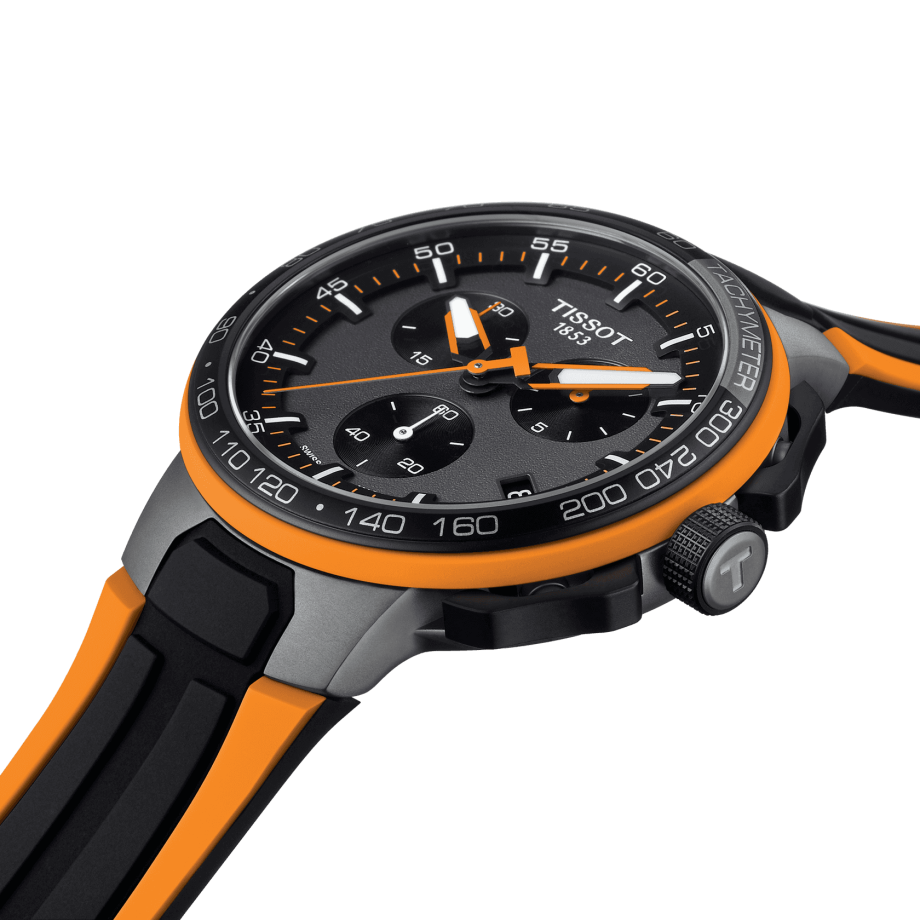 Tissot T-Race Cycling Chronograph - View 3