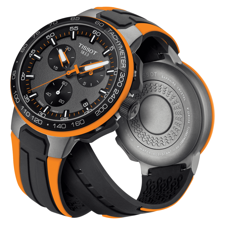 Tissot T-Race Cycling Chronograph - View 4
