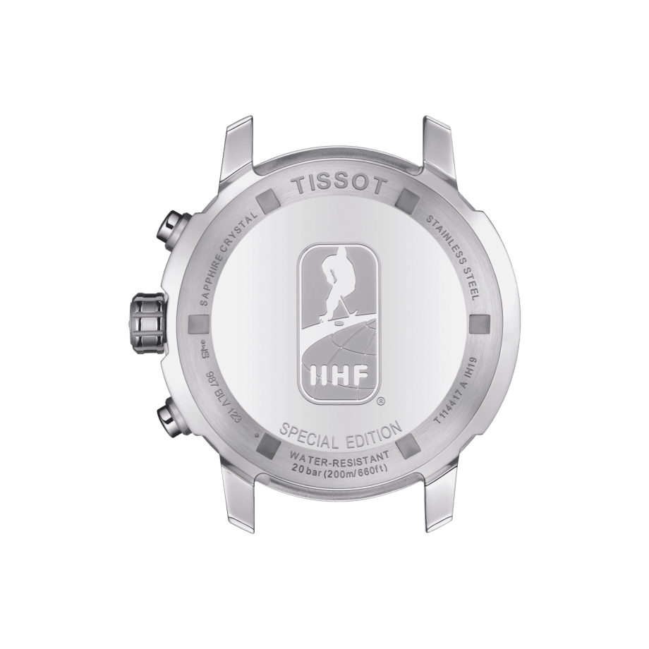 Tissot PRC 200 IIHF 2020 Special Edition - View 1