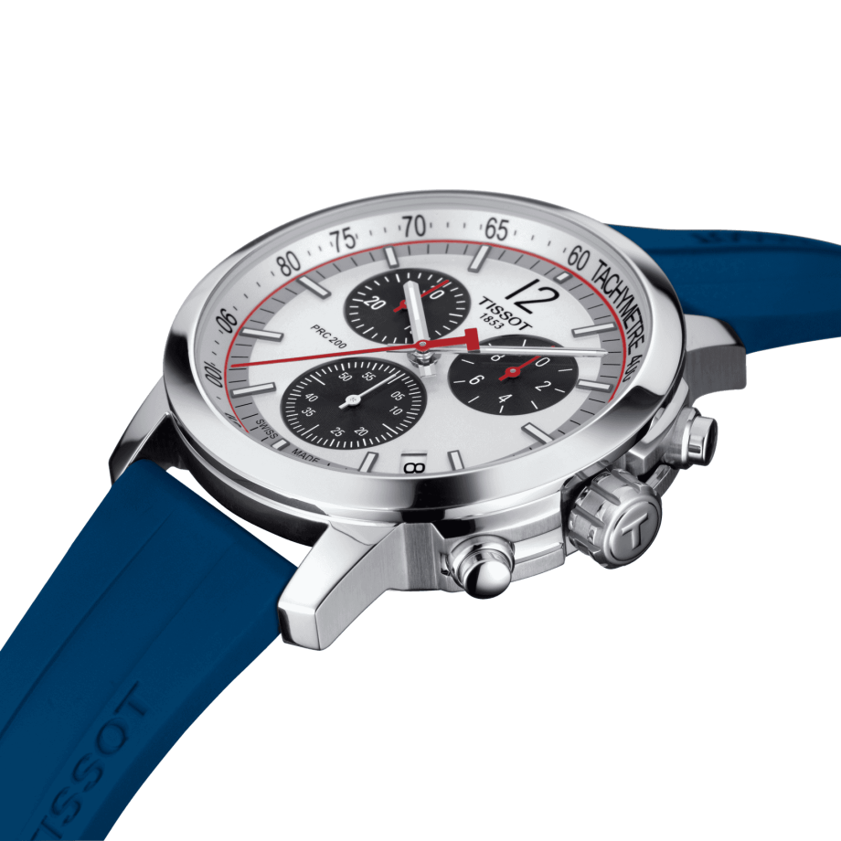 Tissot PRC 200 IIHF 2020 Special Edition - View 2