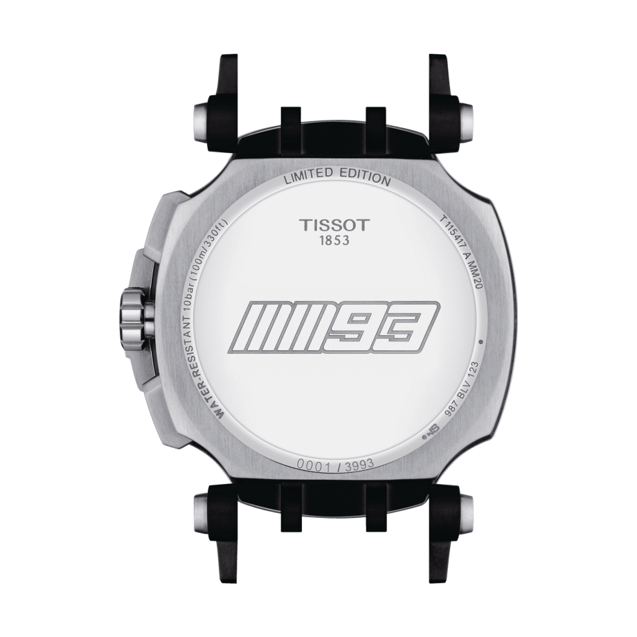 Tissot T-Race Marc Marquez 2020 Limited Edition - Anzeigen 3