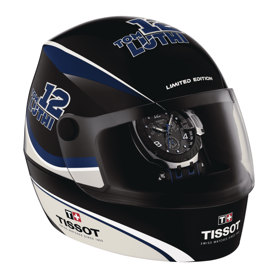 Tissot T-Race Thomas Lüthi 2020 Limited Edition - มุมมอง 7