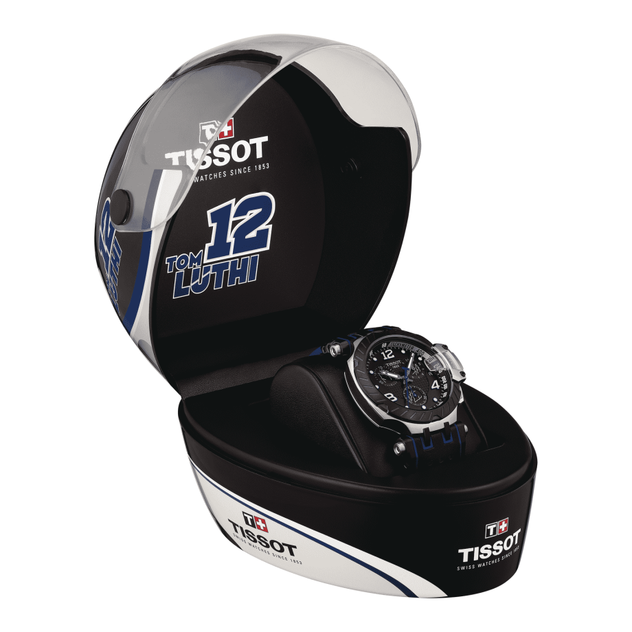 Tissot T-Race Thomas Lüthi 2020 Limited Edition - มุมมอง 6