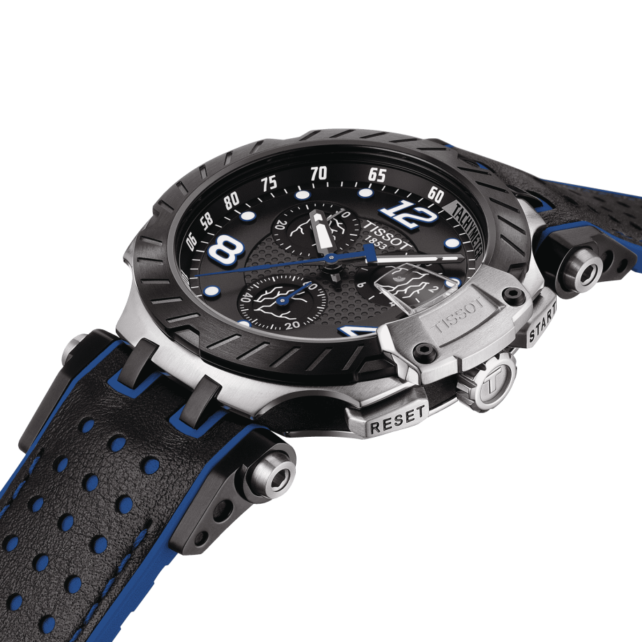 Tissot T-Race Chronograph Thomas Lüthi Limited Edition - View 4