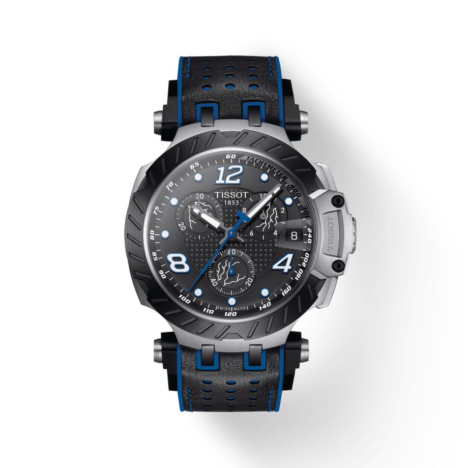 Tissot T-Race Chronograph Thomas Lüthi Limited Edition