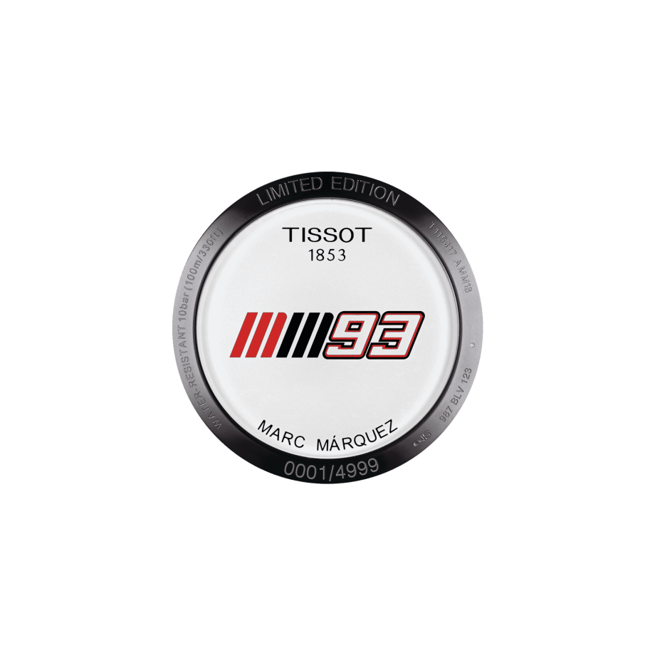 Tissot T-Race Marc Marquez 2018 Limited Edition - Ver 3