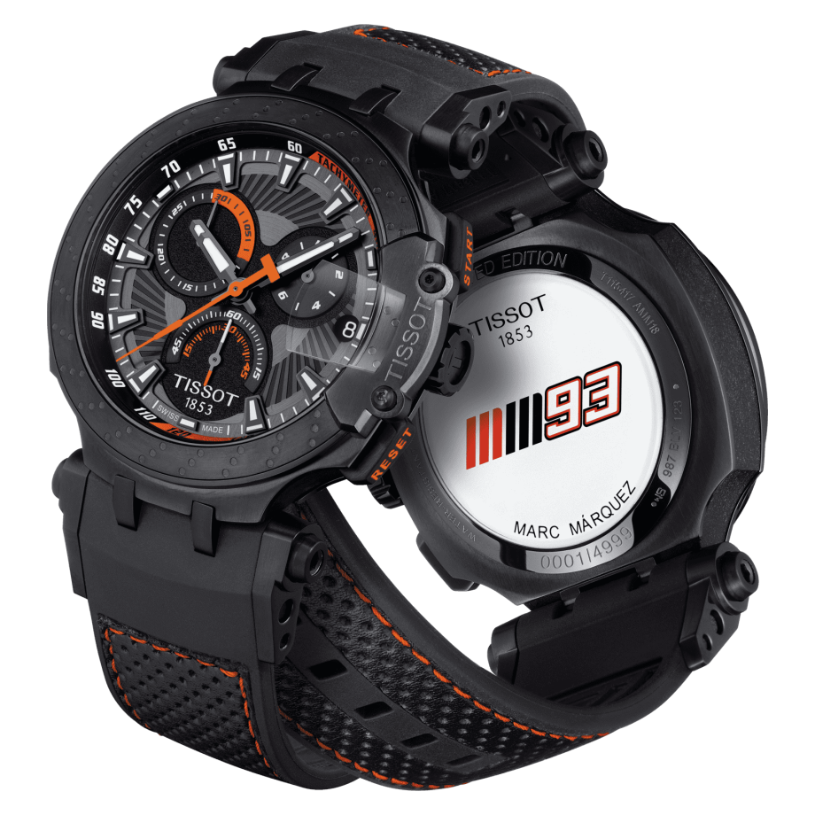 Tissot T-Race Marc Marquez 2018 Limited Edition - Ver 6