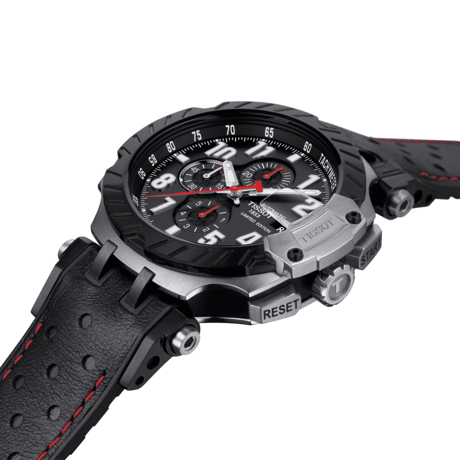 Tissot T-Race MotoGP 2020 Automatic Chronograph Limited Edition - Anzeigen 4