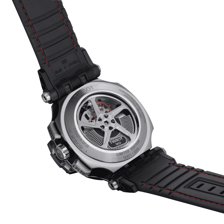Tissot T-Race MotoGP Automatic Chronograph 2020 Limited Edition - Mostra 5