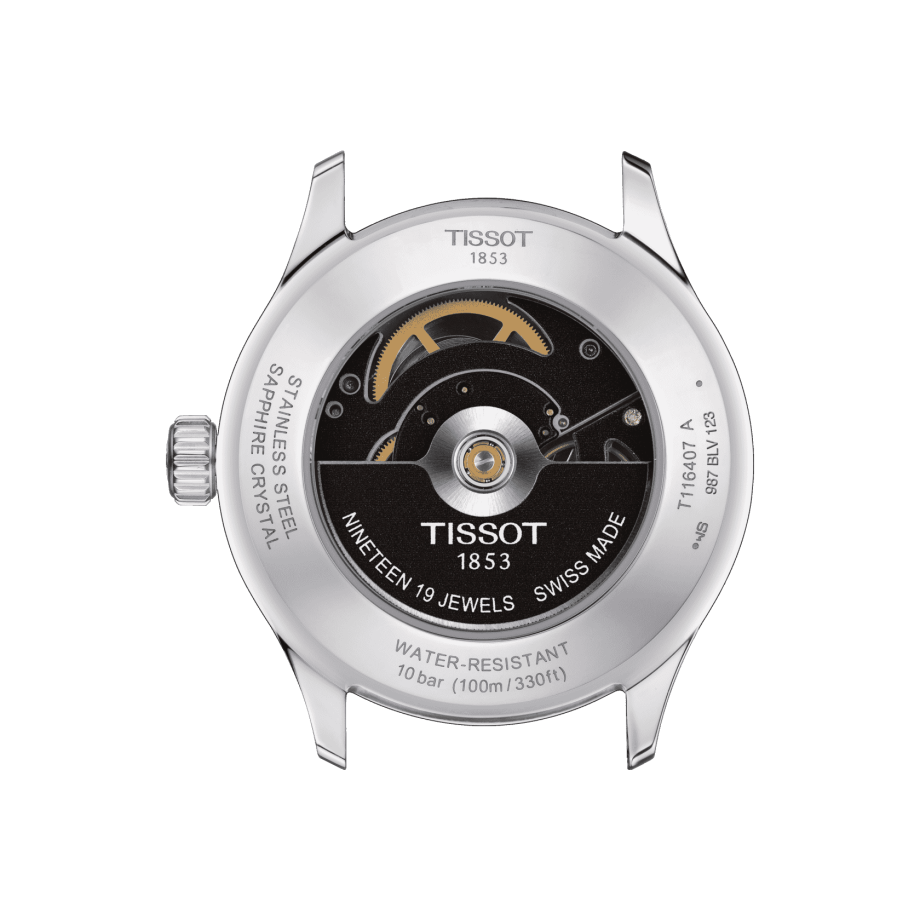 Tissot Gent XL Swissmatic - View 4