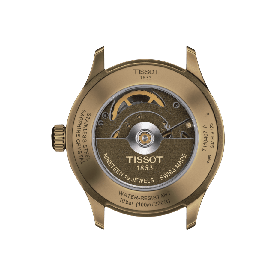 Tissot Gent XL Swissmatic - Visualizar 1