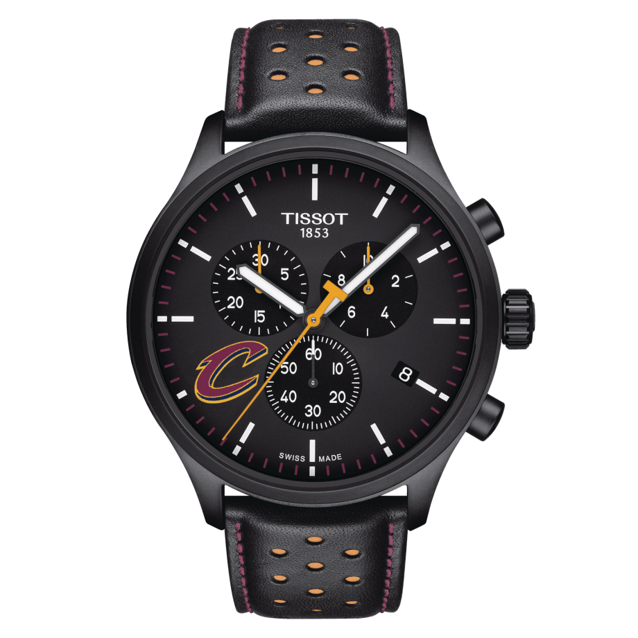 Tissot Chrono XL NBA Teams Special Cleveland Cavaliers Edition