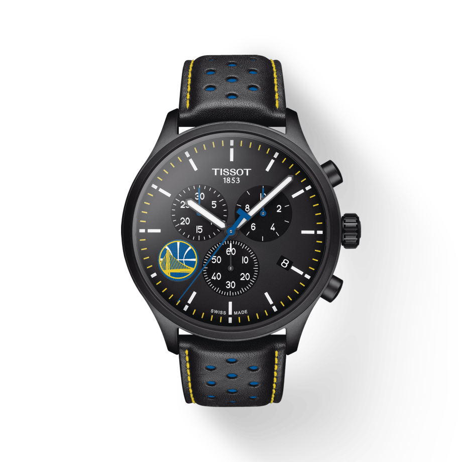 Tissot Chrono XL NBA Teams Special Golden State Warriors Edition