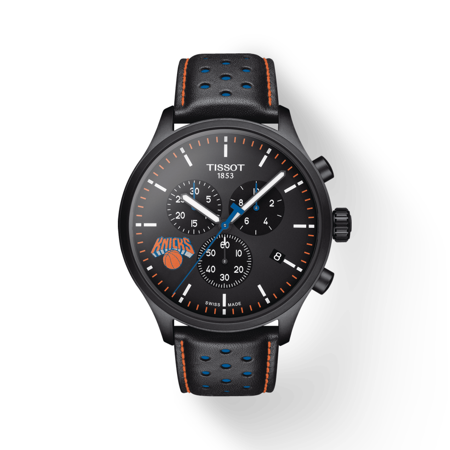 Tissot Chrono XL NBA Teams Special New York Knicks Edition