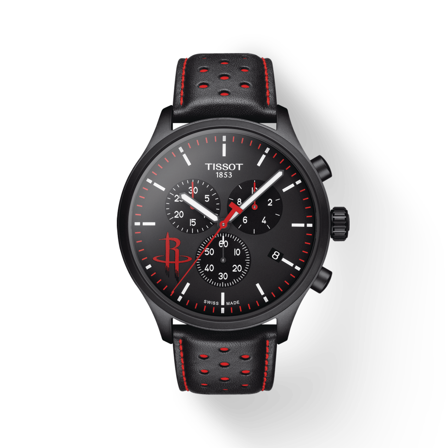 Tissot Chrono XL NBA Teams Houston Rockets