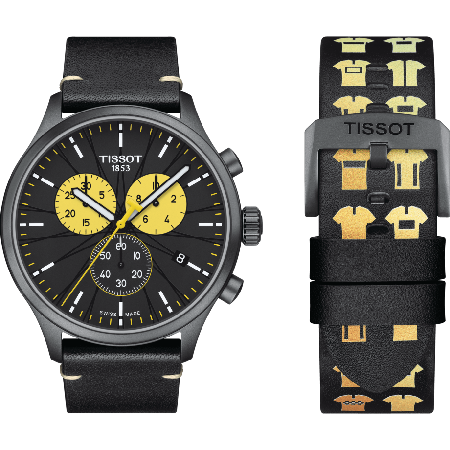 Tissot Chrono XL Tour de France 2019 Special Edition