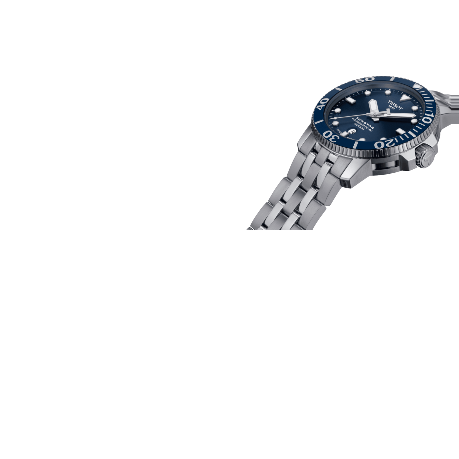 Tissot Seastar 1000 Powermatic 80 Silicium - Просмотр 2