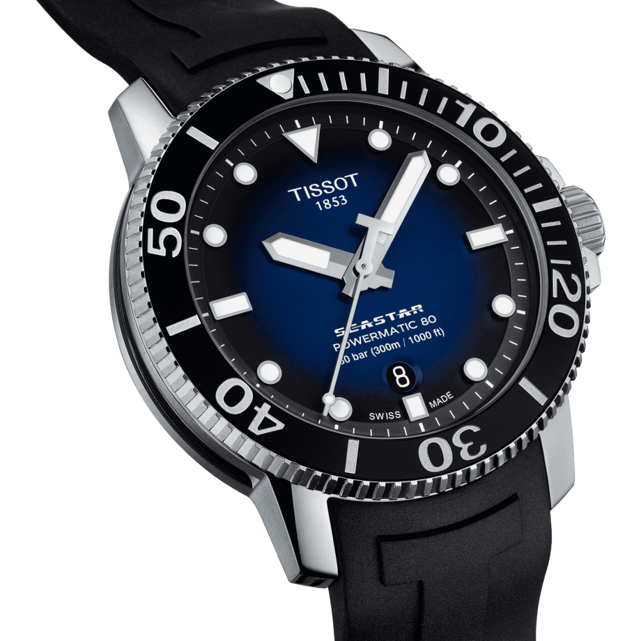 Tissot Seastar 1000 Powermatic 80 - Mostra 2