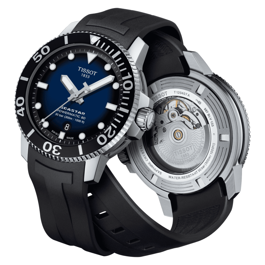 Tissot Seastar 1000 Powermatic 80 - Mostra 4