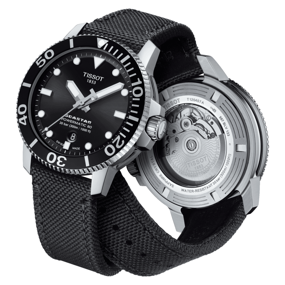 Tissot Seastar 1000 Powermatic 80 - Ver 2