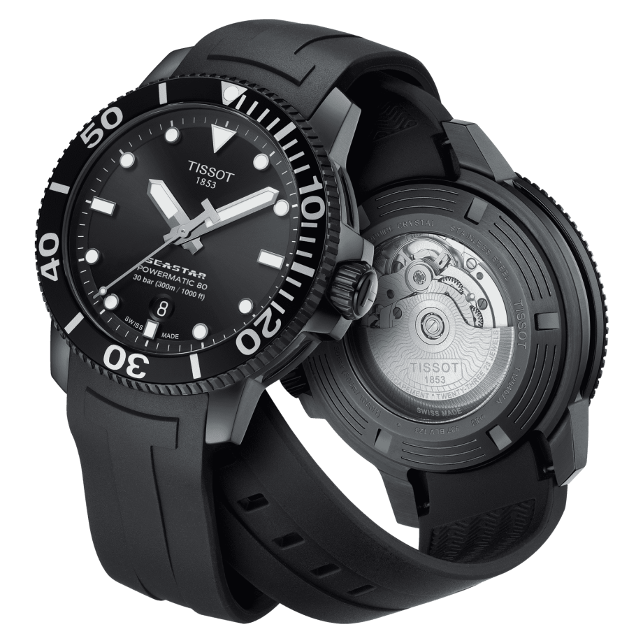 Tissot Seastar 1000 Powermatic 80 - Voir 1