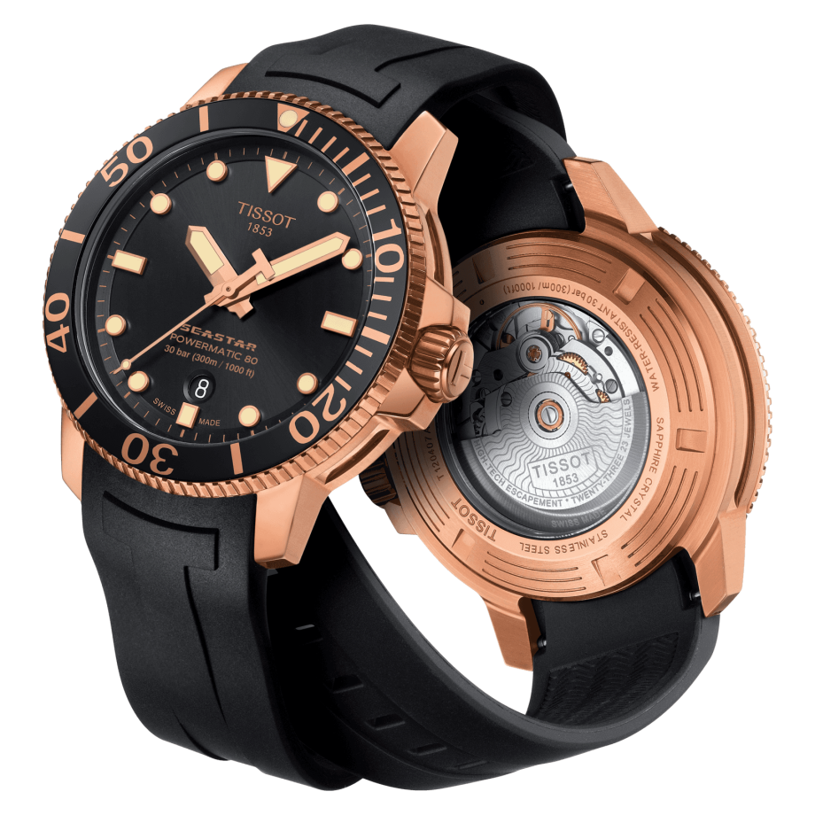 Tissot Seastar 1000 Powermatic 80 - 查看 2