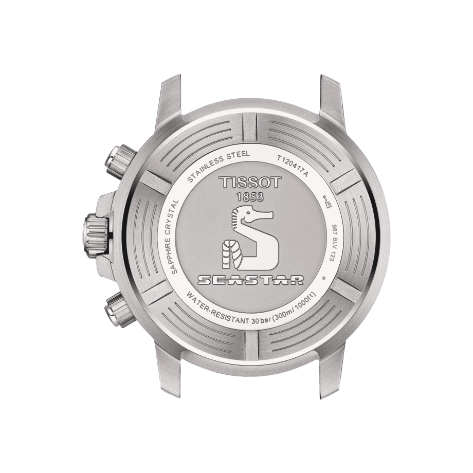 Tissot Seastar 1000 Chronograph - View 1
