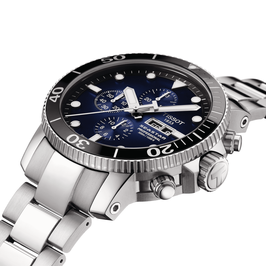 Tissot Seastar 1000 Professional Limited Edition - Visualizar 3