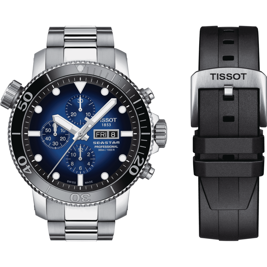Tissot Seastar 1000 Professional Limited Edition - Visualizar 6