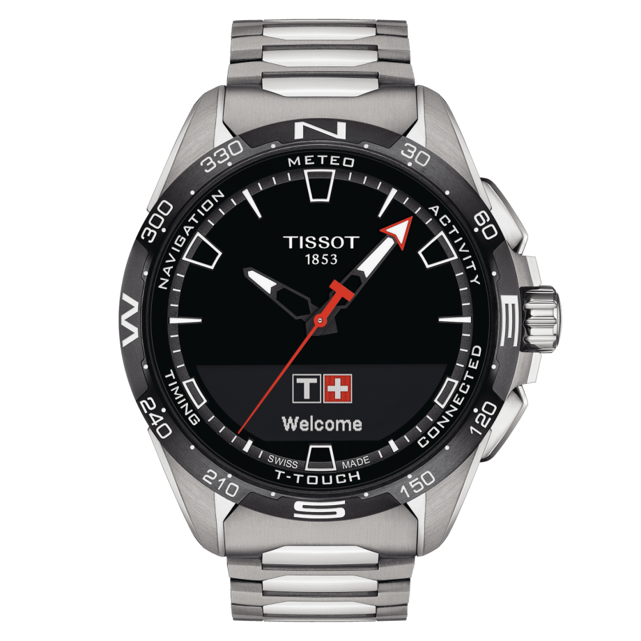 Tissot T-Touch Connect Solar