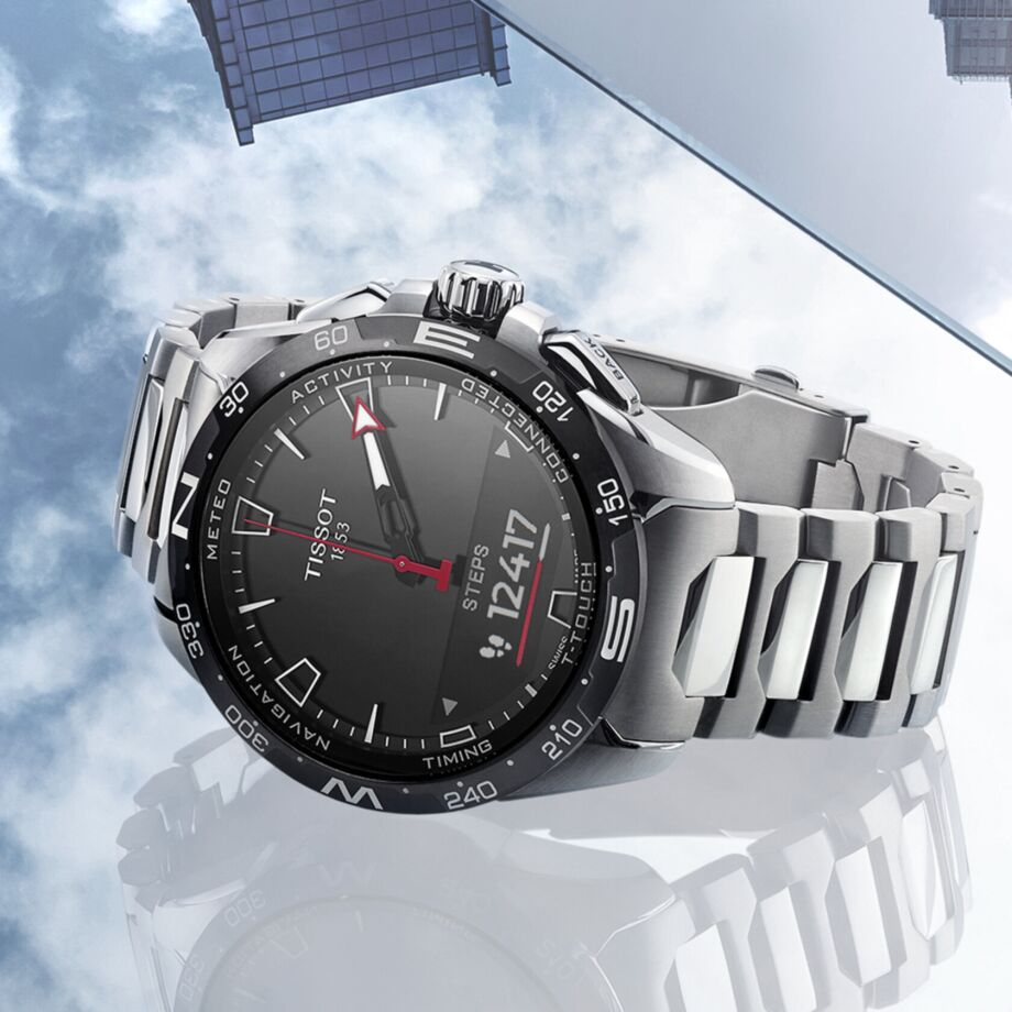 Tissot T-Touch Connect Solar - View 9