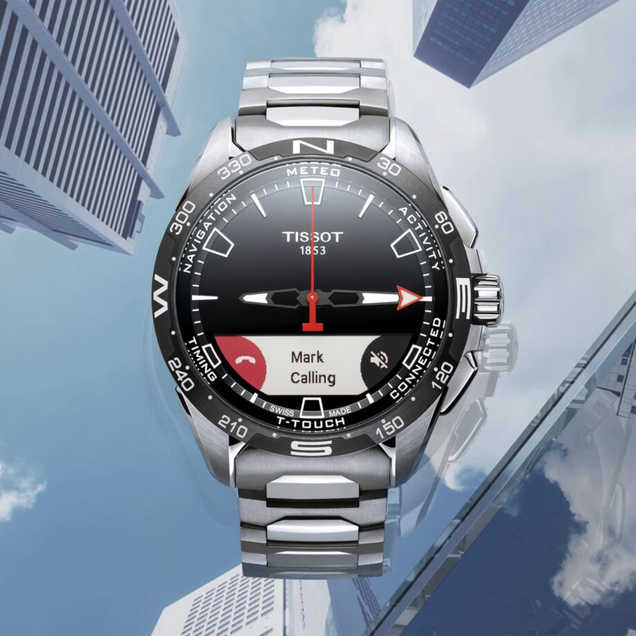Tissot T-Touch Connect Solar - View 11