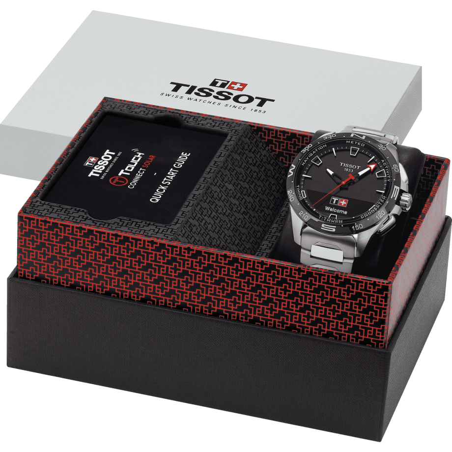 Tissot T-Touch Connect Solar - View 2