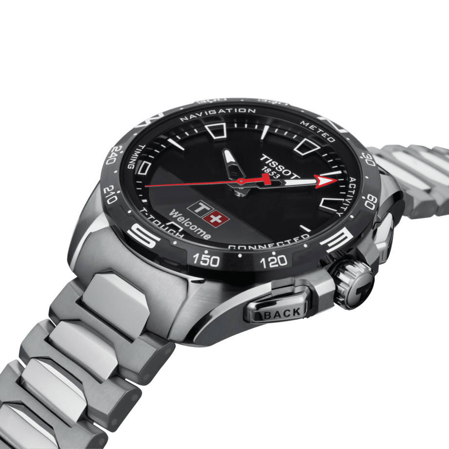 Tissot T-Touch Connect Solar - View 3