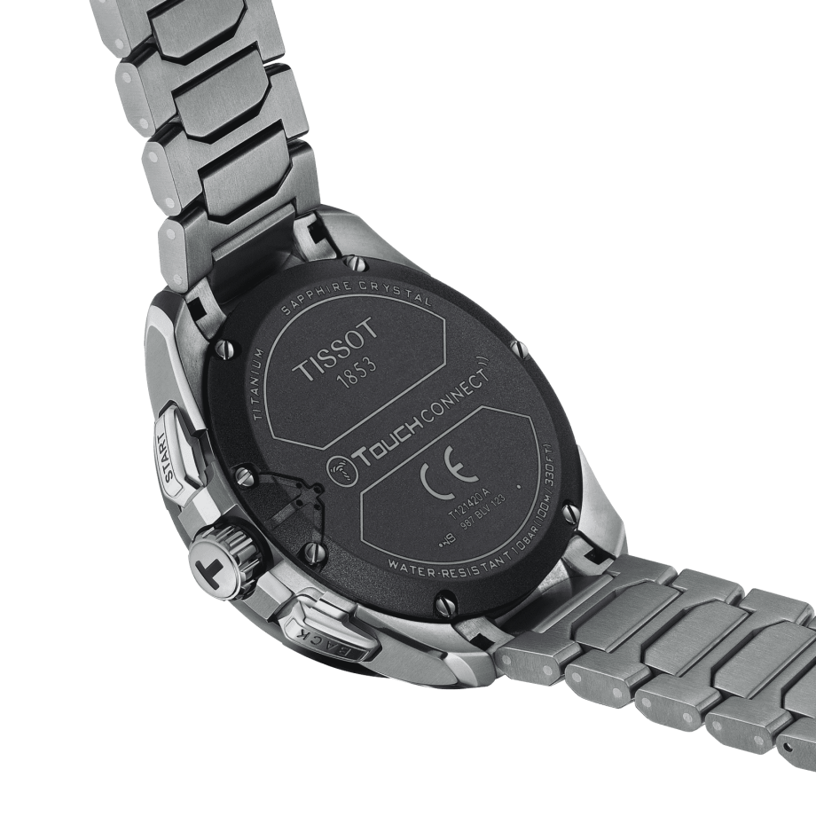 Tissot T-Touch Connect Solar - View 4
