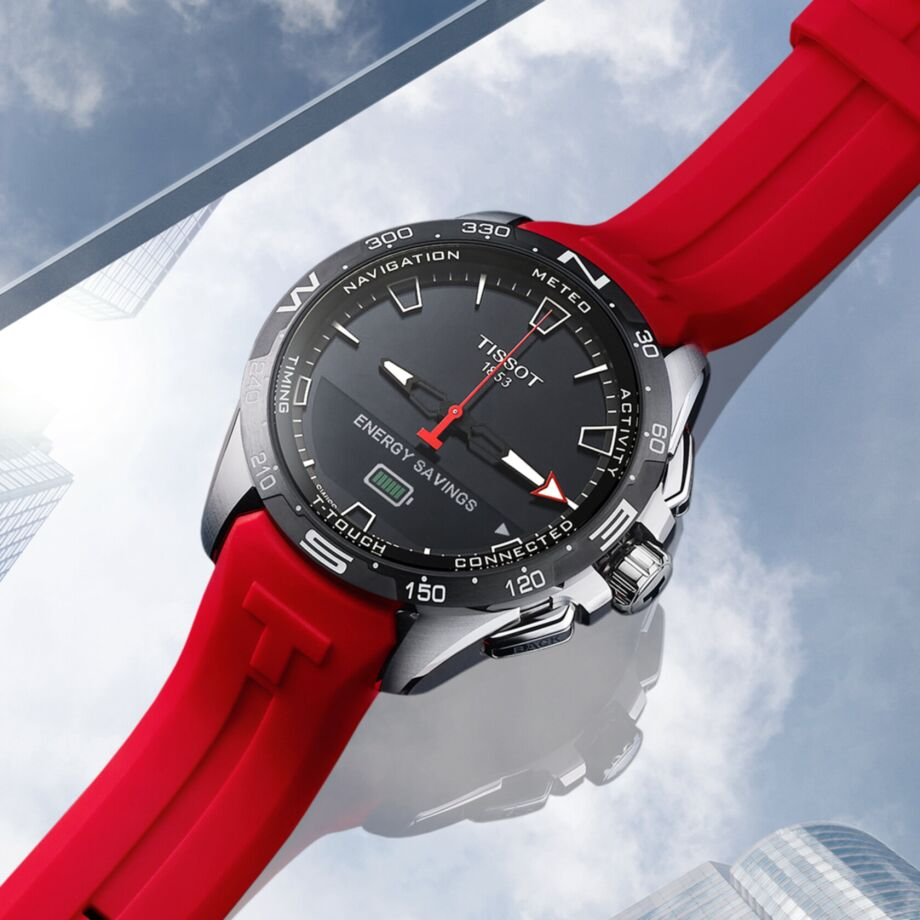 Tissot T-Touch Connect Solar - View 6