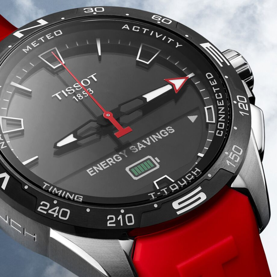Tissot T-Touch Connect Solar - View 7