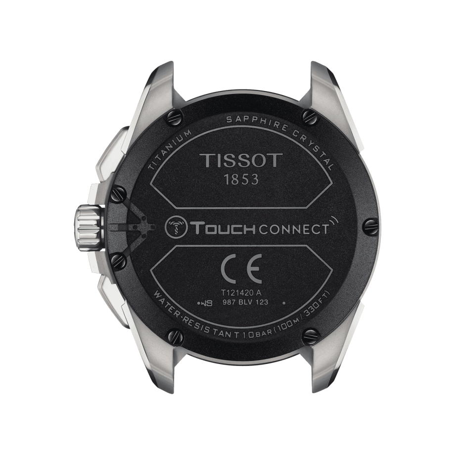 Tissot T-Touch Connect Solar - View 1