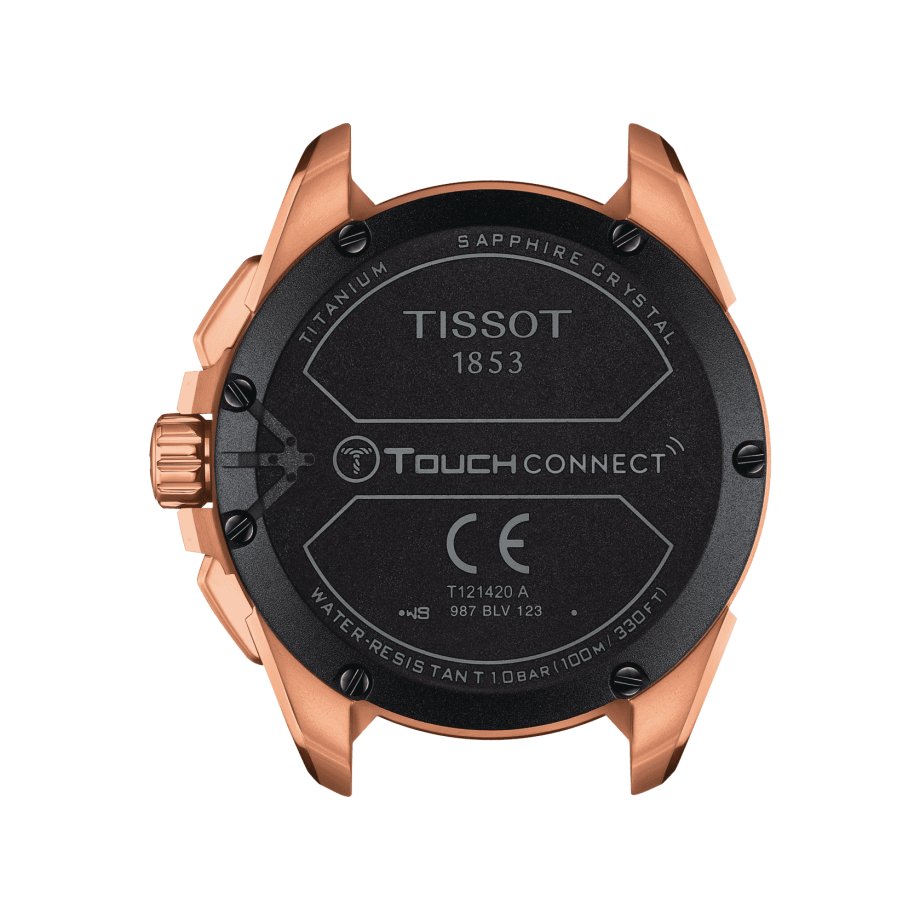 Tissot T-Touch Connect Solar - Ver 1