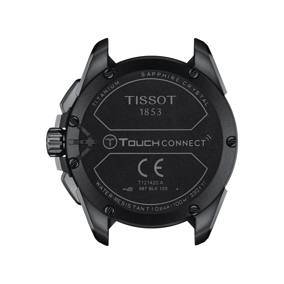 Tissot T-Touch Connect Solar - Anzeigen 1