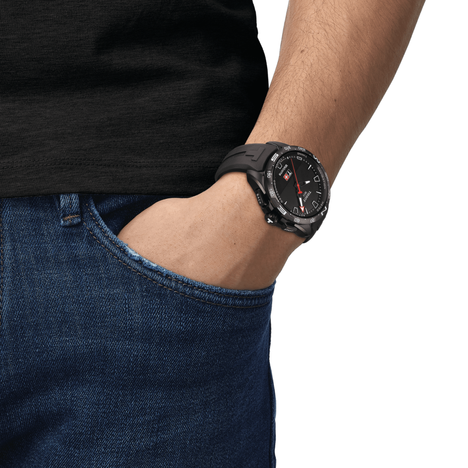 Tissot T-Touch Connect Solar - Mostra 3