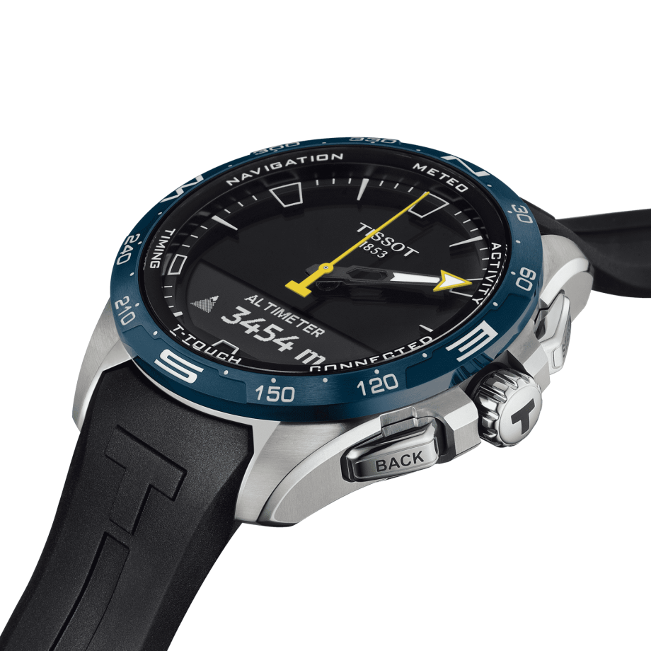 Tissot T-Touch Connect Solar Jungfraubahn Swiss Edition - View 2